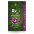 Food Supplement Elemvitals. Selenium with Siberian herbs, 60 capsules