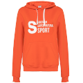 Sweatshirt for women (size: S, color: orange)