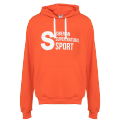 Sweatshirt for men (size: XL, color: orange)