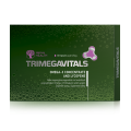 Food supplement Trimegavitals. Omega-3 concentrate and lycopene, 30 capsules