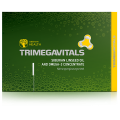 Food supplement Trimegavitals. Siberian linseed oil and omega-3 concentrate, 30 capsules