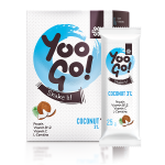 Yoo Go! Shake it!  Coconut 3%, 175 g 500564