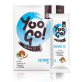 Food supplement with a sweetener Yoo Go! Shake it! COCONUT (3%), 175 g